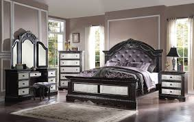 King Bedroom Set With Vanity
