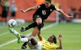 Resultado de imagen de female soccer