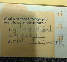 Answer Test 20 Test Answers From Kids That Are So Wrong Theyre Right Inspiremore