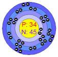 atomic number 34