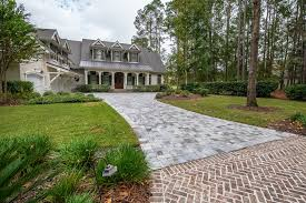 concrete vs paver driveways pros