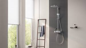 grohe s euphoria smartcontrol system aims to make showering intuitive
