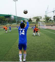 Вбрасывание мяча футбол Википедия