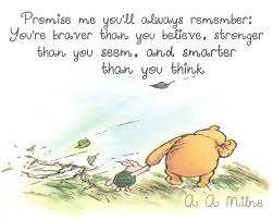 Aa Milne Birthday Quotes Winnie The Pooh Quotes To Live By Inspirational 19