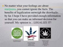 marijuana essays on why it should be legal an essay on marijuana essays and papers