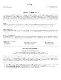 Business Analyst Resume Summary Examples Awesome Resume Examples For Business Analyst Junior Business Analyst Resumes
