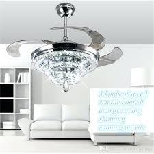 luxurious crystal chandelier fan y8096379 crystal chandelier extractor fan