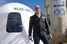 Jul 19, 2021 · blue origin's new shepard crew capsule features six seats and the largest windows ever built into a spacecraft. Jeff Bezos Will Go To Space On Blue Origin S First Crewed Flight Scientific American