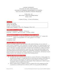 LAMAR UNIVERSITY COLLEGE OF ARTS AND SCIENCES JOANNE GAY DISHMAN DEPARTMENT  OF NURSING BACCALAUREATE DEGREE NURSING PROGRAM NUR