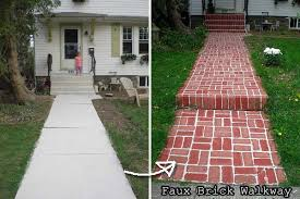 Small Picture DIY Ideas For Creating Cool Garden or Yard Brick Projects