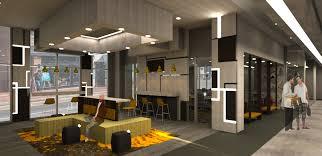 Aseel Alrajhi CoDistrict Interior Design Student Show Delectable Marymount University Interior Design