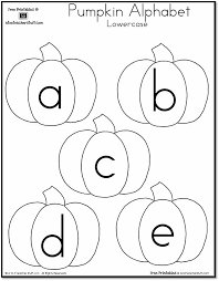pumpkin lowercase and uppercase