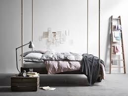 Bedroom:Futuristic Hanging Beds For Bedrooms Design With Dark Grey Stone  Wall And Wooden Pattern