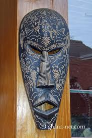 picture african mask masks of ghana africa