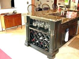 kitchen islands with wine rack full image for kitchen island wine rack  plans kitchen island wine .