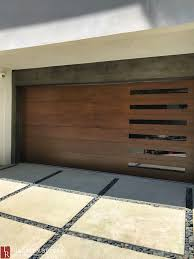 modern garage doors. Modern-garage-doors-one-way-glass Modern Garage Doors