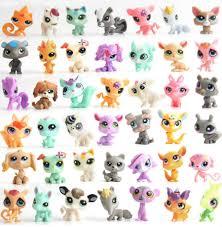 Free Shipping <b>24pcs</b>/<b>lot</b> 3.5cm <b>LPS</b> Unicorn mini Action Figures ...