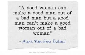 Bad Woman Quotes