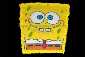 Send Spongebob Cake To Gurugram Online Buy Spongebob Cake Online