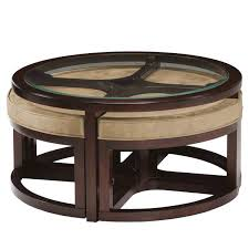 lovely round coffee table with stools underneath with round coffee table with stools underneath canada janellealex