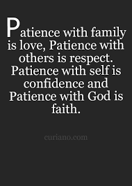 Endurance Quotes 81 Amazing Show Patience With Family It's Trust With Others It's Respect