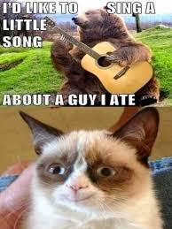 grumpy cat smiling is contagious. Interesting Contagious Rare Footage Of Grumpy Cat Smiling Via The Internets For Smiling Is Contagious