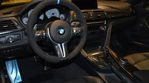 Coupe Series bmw m performance steering wheel : BMW M4 with M Performance goodies is gorgeous in Austin Yellow