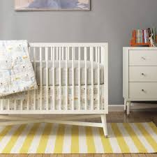 dwell baby furniture. View In Gallery Convertible Crib From DwellStudio Dwell Baby Furniture