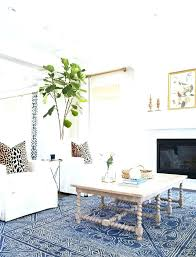 blue rug living room ideas rugs red orange
