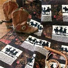 Cowboys: Easy Novelty Fabric Lap Quilt Pattern & Arizona Cowboys: Easy Novelty Fabric Lap Quilt Pattern Adamdwight.com
