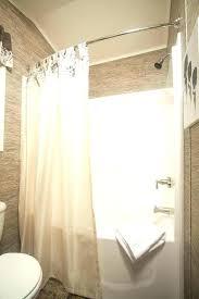 shower curtain rod won t tighten mesmerizing shower rod and curtain garden tub shower curtain rod