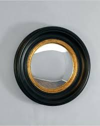 round wooden frame round wood frame mirror this small round wooden wall mirror is black with round wooden frame
