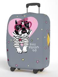 Чехол для чемодана <b>Ratel Happy Valentine's</b> Day (<b>Ratel</b> ...