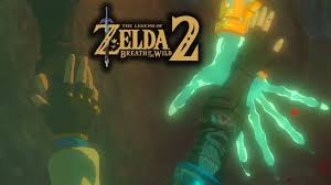 Breath of the wild in its e3 show. Zelda Breath Of The Wild 2 Trailer But Chronologically Ordered Help Us Hidden Message Youtube