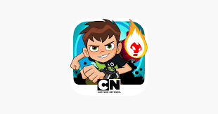 ben 10 up to sd on the app