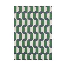 impressive wildon home alleez hand tufted forest green area rug reviews intended for forest green area rug attractive