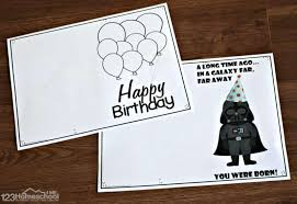 Colours might differ slightly as each screen and printer has different screen and print settings. Free Printable Birthday Cards