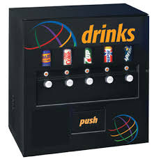 Vending Machine For Home Use Custom Seaga BV48WDB48 Mechanical Soda Vending Machine
