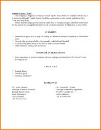 Resume Reference Format Musiccityspiritsandcocktail Com