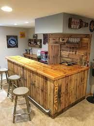rustic basement bar basement bar designs