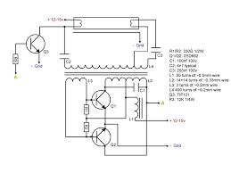simple 12v compact fluorescent tube ballast inverter only eight led tube light wiring diagram Tube Light Diagram Tube Light Diagram #76