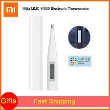 <b>Original Xiaomi</b> Mijia MMC-W505 <b>Medical Electronic</b> Thermometer ...