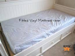 plastic mattress cover. Vinyl Mattress Cover Walmart Protector Foam Pad Bed Bug Plastic