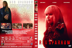 Red Sparrow DVD Cover | Cover Addict - Free DVD, Bluray Covers and Movie  Posters