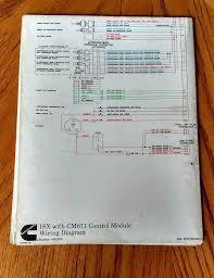 cummins isx cm wiring diagram