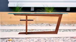 designing and building a modern coffee table woodworking projects