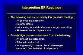 If you already have diabetes, however, the impact of caffeine on insulin action may be associated with higher or lower blood sugar levels. Systolic Brachial Blood Pressure Discrepancy As A Predictor