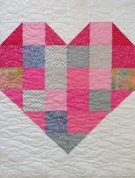 Fabadashery Longarm Quilting: Heart Quilt - Project Linus UK & Heart Quilt - Project Linus UK Adamdwight.com