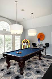fort bend lifestyles homes a perfect fit a what is the size of the rug under the pool table