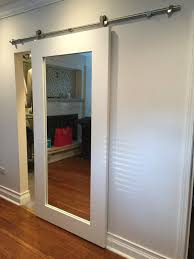 sliding barn doors. Mirror Framed Sliding Barn Door By RusticLuxeBoutique On Etsy Rustic Luxe Tampa FL Pinterest Doors And